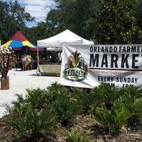 Photo taken at Orlando Farmer's Market by Hillary M. on 4/8/2012