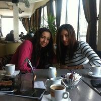 Photo taken at Entourage by Andrei G. on 1/31/2012