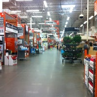 Photo Taken At The Home Depot By Jeff G On 7 29 2012