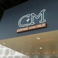 Photo prise au C+M (Coffee and Milk) LACMA par Michael P. le9/3/2012