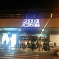 Photo taken at Orio al Serio International Airport (BGY) by Elisa T. on 7/30/2012