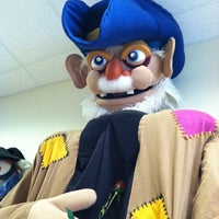 Photo taken at Madcap Puppets by Dylan S. on 7/19/2011