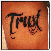 Photo taken at Eternal Truth Tattoo by Diddy O. on 3/10/2012