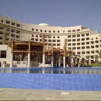 Photo taken at Sofitel Bahrain Zallaq Thalassa Sea & Spa by tutiana on 6/12/2011