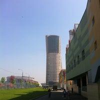 Photo taken at Гимназия № 1409 by Dmitry 🔞 on 5/11/2012