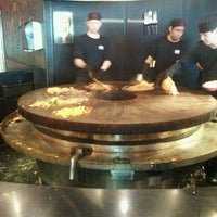 Photo taken at HuHot Mongolian Grill by Dennis L. on 5/19/2011