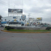 Photo taken at Glorieta 5 de Mayo by Pepe Antonio G. on 8/22/2012