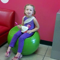 Photo taken at CherryBerry Yogurt Bar by Brandi S. on 9/5/2012