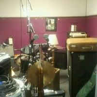 Photo taken at 24/7 Studios by Nikk C. on 11/8/2011