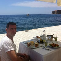 Photo taken at Excelsior Hotel Dubrovnik by Aisha H. on 7/13/2012