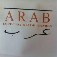 Foto tirada no(a) Restaurante Arab por Thiago N. em 12/13/2011