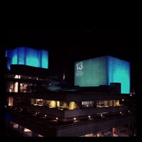Photo taken at Hayward Gallery by Rory C. on 11/27/2011