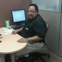 Photo taken at H & R BLOCK by Teresa T. on 1/24/2012