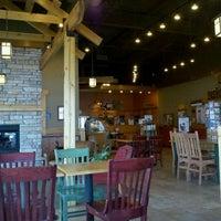 Photo taken at Caribou Coffee by John J. on 4/17/2011