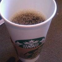 Photo taken at Starbucks by Mark B. on 10/20/2011