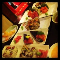 Photo taken at The Sushi Bar 1 by Dolev sunshine S. on 5/13/2012