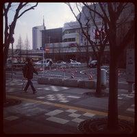Photo taken at Kaihimmakuhari Station by miyuki on 3/20/2012
