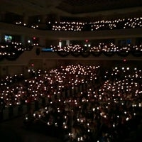 Photo taken at St. Andrew United Methodist Church by Doug G. on 12/25/2011