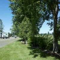 Photo taken at Yakima Rv Park by James J. on 6/10/2012