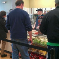 Photo taken at Jersey Mike's Subs by Ed L. on 11/26/2011