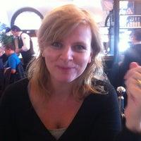 Photo taken at Café le fil du Rasoir by Ola O. on 10/25/2011