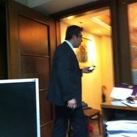 Photo taken at El Greco Hotel by Panagiotis P. on 11/11/2011