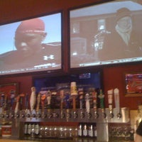 Photo taken at Buffalo Wild Wings by Travis on 1/3/2011