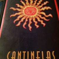 Photo taken at Cantinflas Mexican And Vegetarian Cuisine by Paul on 3/13/2011