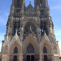 Photo taken at Reims by Ray W. on 8/17/2012