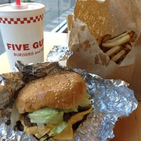 Photo taken at Five Guys by Greg J. on 8/29/2012