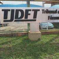 Photo taken at Juizados Especiais de Brasília - TJDFT by Eder A. on 3/23/2012
