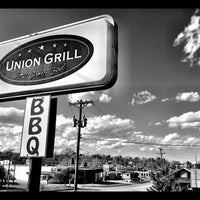 Photo taken at Union Grill by Michael B. on 4/14/2012