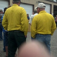 Photo taken at Ruidoso Fire Station 2 by M M. on 6/13/2012