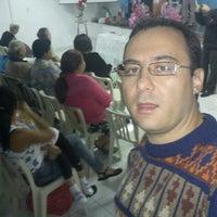 Photo taken at Comunidade De Cristo - Minist. Manancial De Bençaos - Poa/SP by Jean M. on 11/6/2011