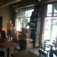 Photo taken at Starbucks by Tom O. on 8/24/2012