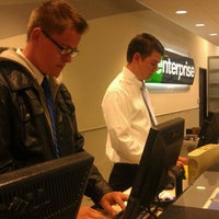 Photo taken at Enterprise Rent-A-Car by Mike G. on 11/24/2011