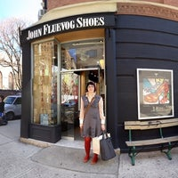 Photo taken at John Fluevog Shoes by Brent M. on 3/14/2012