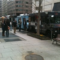 Photo taken at PORC (Purveyors Of Rolling Cuisine) by Danielle C. on 3/2/2012