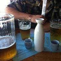 Photo taken at Midori Sushi by Kesavan E. on 10/21/2011