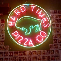 Photo taken at Hard Times Pizza by Elí M. on 12/31/2011