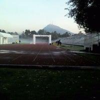 Photo taken at Estadio Wilfrido Massieu by Beetunn M. on 11/20/2011