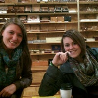 Photo taken at Old City Cigars by William C. on 12/21/2011