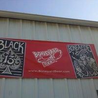 Photo taken at Boneyard Beer by Ethan O. on 8/10/2011