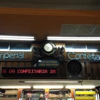Photo taken at Confeitaria Imperial by Jose C. on 12/29/2011