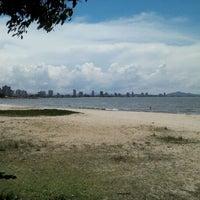 Photo taken at Praia Alegre by João P. on 1/23/2012