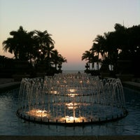 Photo taken at The Ritz-Carlton Key Biscayne, Miami by Sean N. on 2/24/2012