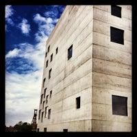 Photo taken at Folkwang-Universität - SANAA-Gebäude by Sven on 5/12/2012