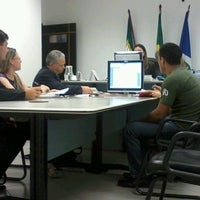 Photo taken at Tribunal Regional do Trabalho da 23ª Região (TRT23) by Graziella A. on 6/13/2012