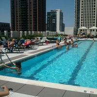 Photo taken at The Pool @ K2 by Jeff W. on 6/10/2012