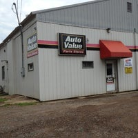 Photo taken at Auto Value Parts Store by Tony W. on 7/24/2012